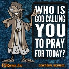 Check this out: Whom is God calling you to pray for today?. https://re.dwnld.me/9DBLs-whom-is-god-calling-you-to-pray-for-today