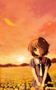 Ushio - Solitude. by AoiSoraGao.deviantart.com on @deviantART