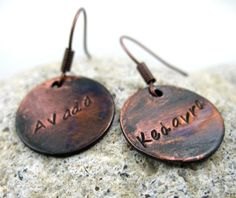 If Bellatrix Lestrange were to browse through my shop, these earrings would…