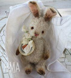 Gotta share this: Jack the rabbit by Vivianne Galli