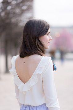 A mes yeux rien n'est plus annonciateur du printemps que la floraison des arbres au Palais Royal (et au pied de la Tour Eiffel). Ces jolies touches de rose mettent tellement de baume au coeur !Mon amie Astrid était de passage à Paris aujourd'hui, l'occasion était donc parfaite pour faire des photos et boire un...  Lire la suite »