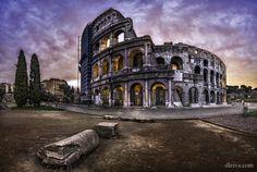 Coliseum (Roma, Italy) by Domingo Leiva on 500px