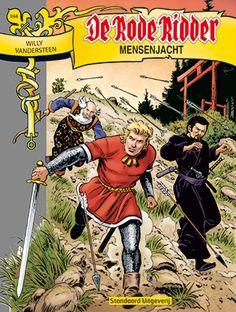 244 Mensenjacht - De Rode Ridder  http://www.wpg.be/standaard-uitgeverij/244-mensenjacht
