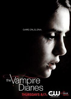 Vampire Diaries Season 4 Promo Poster by Aprilzz.deviantart.com on @deviantART