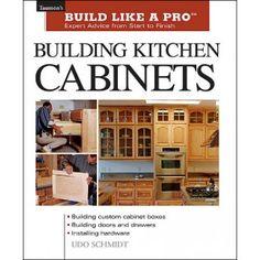 Free Kitchen Cabinet Plans -
