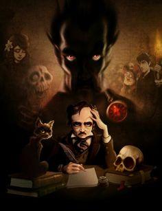 Ama yarın öleceğim için bugün ruhumun yükünden kurtulmam gerek.(Edgar Allan Poe/Öyküler - Kara Kedi s.22)