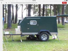 DIY Teardrop Camper