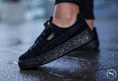 Puma Suede Platform Speckled Black #sneakers #sneakernews #StreetStyle #Kicks #adidas #nike #vans #newbalance #puma #ADIDAS #ASICS #CONVERSE #DIADORA #REEBOK #SAUCONY