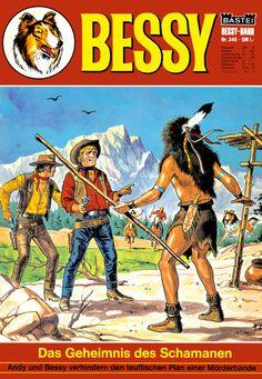 Bessy - 349 - Das Geheimnis des Schamanen - Neue Releases - ..:: ComiX ::..