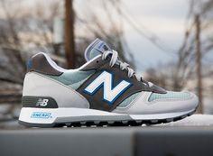 New Balance 1300 - White - Grey - Blue - SneakerNews.com