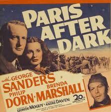 Paris after Dark de Leonide Moguy (1943) Paris, After Dark, Movie Titles, Montmartre Paris, Paris France