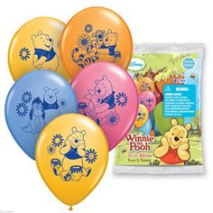Winnie The Pooh Balloons; Winnie the Pooh Birthday; Sweet as Can Bee Baby Shower; Winnie The Pooh Decorations; unisex by on Etsy Winnie The Pooh Themes, Winne The Pooh, Winnie The Pooh Birthday, Winnie The Pooh Friends, Disney Winnie The Pooh, Printed Balloons, Mylar Balloons, Latex Balloons, Baby Shower Themes