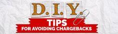 DIY Tips for Avoiding Chargebacks