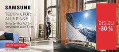 Samsung Electronics ab sofort mit eigener Markenwelt bei eBay - http://www.onlinemarktplatz.de/62335/samsung-electronics-ab-sofort-mit-eigener-markenwelt-bei-ebay/