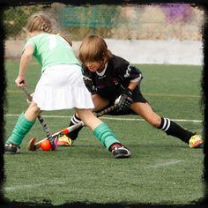 starting young #fieldhockey