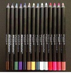 Color! Younique precision pencils. What's your favorit color??? www.magicalmascarabymallorie.com