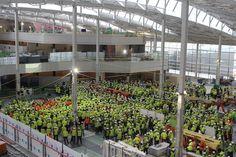 Construcción de la T2A de Heathrow: apostando por la seguridad
