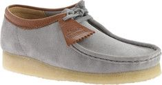 9562f23ff Clarks Wallabee - Sand Suede with FREE Shipping   Exchanges. This footwear  classic originated in