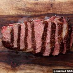 Gourmet Rib Eye Steak
