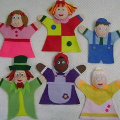 Que tal fazer as crianças se encantarem quando você conta lindas histórias infantis?Utilizar fantoches é um ótimo recurso e é muito legal e as crianças adoram. Os fantoches podem ser encontrados em lojas especializadas em brinquedos educativos, mas também já são bem fáceis de se encontrar em diversos sites na internet, que trabalham com trabalhos … Continuar lendo Fantoches e Dedoches para Contar Histórias infantis