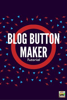 You can create one of those cool little grab-my-button logos and little boxes and instead of having to do it yourself!  Check out this easy video tutorial!