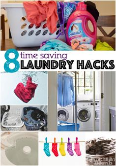 8 Time Saving Laundry Hacks {And The Best Fabric Softener} - Totally The Bomb.com
