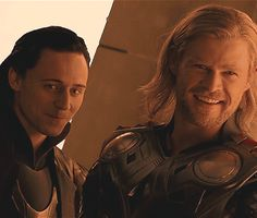 """He's looking at Thor like, """" I can't believe you feel for that!"""""""