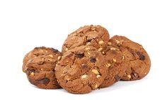 Galletas con Nueces y Chocolate Te enseñamos a cocinar recetas fáciles cómo la receta de Galletas con Nueces y Chocolate y muchas otras recetas de cocina..