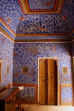 Junagarh Fort in Bikaner, Rajasthan Indian Architecture, Architecture Details, Indian Interiors, India Art, India Tour, Rajasthan India, India Travel, Incredible India, The Places Youll Go