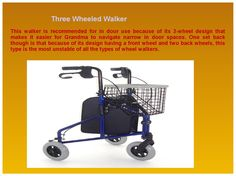 For some seniors, owning wheel walkers could mean everything to them as it gives them a means to do certain activities safely and comfortably.