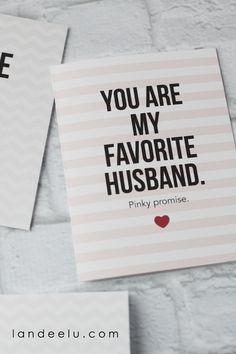 Funny Printable Valentine's Day Cards   landeelu.com