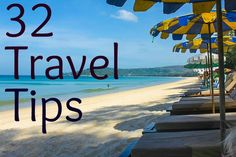 32 Travel Tips for a Cheaper and Deeper Traveling Experience: http://www.ytravelblog.com/32-travel-tips-for-a-cheaper-and-deeper-travelling-experience/