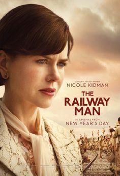 Póster de Nicole Kidman en 'Un largo viaje', una película sobre la búsqueda de la redención. El estreno de 'Un largo viaje' en España tendrá lugar el próximo 13 de diciembre, después de haber pasado por los festivales de Toronto y San Sebastián.