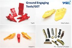Get high-quality ground engaging tools at PRC