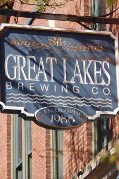 Great Lakes Brewing Company is an exceptional Cleveland Brewpub.