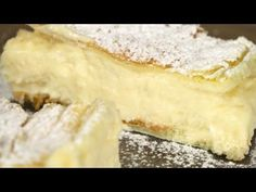 Krempita recept - Vanilla Slice Recipe - YouTube