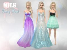 Fairy Dust Collection at MILK via Sims 4 Updates