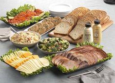 build your own sandwich platter - Google Search