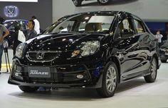 Honda Brio Amaze with Sporty Modulo Kit | Autogadget  http://autogadget46.blogspot.in/2012/12/honda-brio-amaze-with-sporty-modulo-kit.html