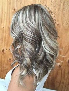 Pastel Purple Hair, Blue Ombre Hair, Hair Color Purple, Hair Color For Black Hair, Hair Highlights And Lowlights, Hair Color Highlights, Highlight And Lowlights, Blonde With Brown Lowlights, Dark Blonde