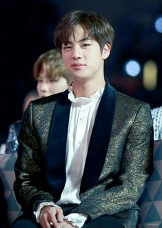 •16119 JIN BTS @ Melon Music Awards || #boysmeetdaesang