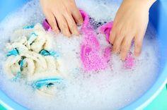 ¿Por qué lavar tu ropa nueva antes de usarla?