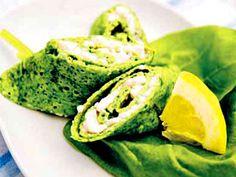 Grön frittata | Recept.nu