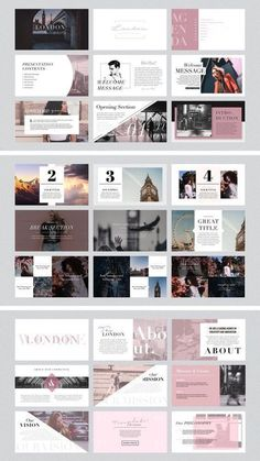 Design presentation power point layout 36 ideas for 2019 Ppt Design, Design Powerpoint Templates, Sitemap Design, Layout Design, Portfolio Design Layouts, Slide Design, Keynote Template, Keynote Design, Design Model