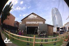 HGTV 'The Lodge' In Nashville, TN