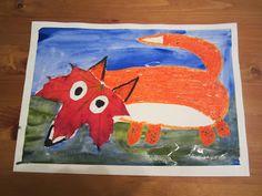 Open ideat: aakkosaskartelu - eläinaskartelua U, A, O... Art For Kids, Crafts For Kids, Arts And Crafts, School Art Projects, Art School, 5th Grade Art, Early Childhood Education, Art Lessons, Homeschool