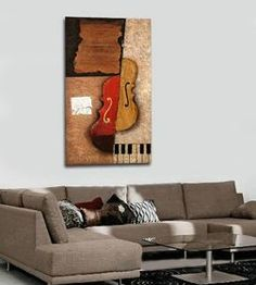 Customized Violin Office/ Household Decorative Art