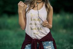"Christian Graphic Tee - ""Fearfully & Wonderfully Made"" - identité"