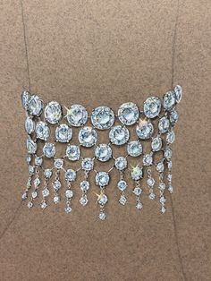 Explore the superb diamond bracelet series, used in gold, worthy silver, and even more. High Jewelry, Jewelry Art, Jewelry Gifts, Gold Jewelry, Jewlery, Vintage Jewelry, Pink Diamond Jewelry, Diamond Bracelets, Ankle Bracelets