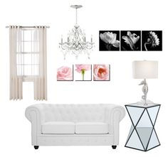 """"""""""" by verathemaniac ❤ liked on Polyvore featuring interior, interiors, interior design, home, home decor, interior decorating, Modway, Vienna Full Spectrum, Couture Lamps and Threshold"""